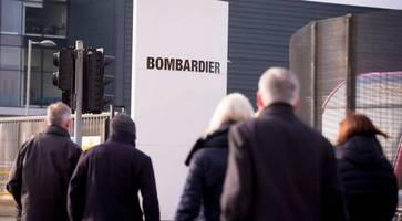 dup and sinn fein in talks with bombardier over future belfast site
