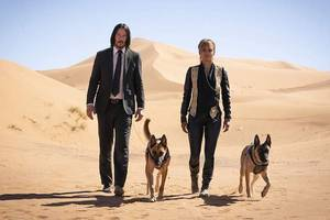 'john wick: chapter 3' wins best in show at 2019 golden trailer awards