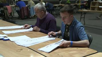 european elections 2019: ireland south recount 'could take up to 28 days'