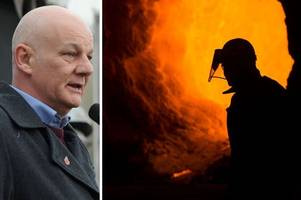 light at the end of the tunnel for scunthorpe steel industry after interest in buy-out of british steel