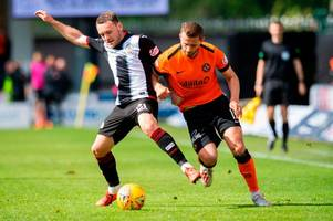 lee hodson a target as st mirren look to snap up defender on a permanent deal