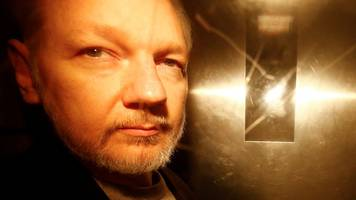 julian assange 'too ill' to appear for court hearing, says lawyer