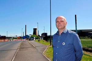 'this is a fight for the whole steel industry' - union chief on british steel crisis