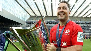 barritt passed fit to captain saracens in premiership final