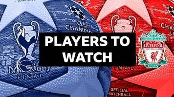 champions league final: goals & action from spurs & liverpool's stars