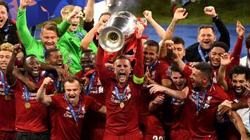 liverpool beat spurs 2-0 to win champions league final in madrid