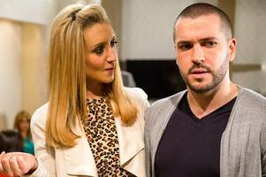 corrie's shayne ward looks almost unrecognisable after amazing body transformation