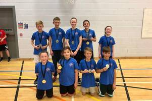 armadale primary school crowned west lothian basketball champions