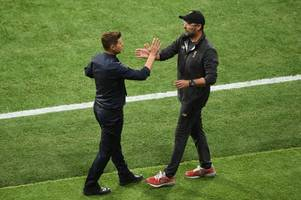 jurgen klopp pays huge compliment to mauricio pochettino and spurs after champions league final