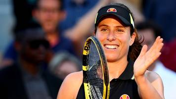 french open 2019: johanna konta believes she can stay 'until the very end' at roland garros