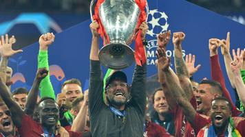 win is the 'best night of our football lives' - klopp
