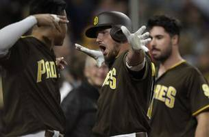 padres hit 3 homers to back lucchesi in 5-2 win vs marlins