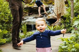 prince louis to attend first royal engagement next week