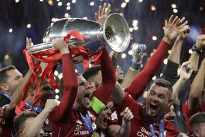 champion league 2019: liverpool beats tottenham to win 6th european cup