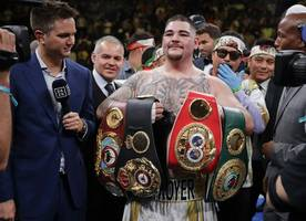 ruiz set to reign as heavyweight champion