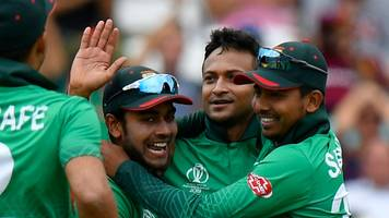 bangladesh shock south africa in world cup