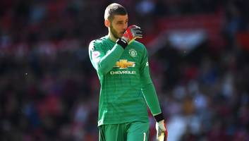 man utd face paying david de gea £30m to leave in 'golden handshake' amid contract standoff