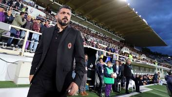newcastle links to gennaro gattuso played down as 'no discussions' have taken place