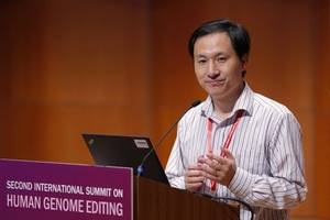 chinese scientist's gene-edited twins at risk of early death