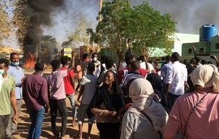 german government calls for end to sudan violence