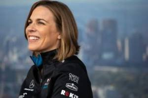 no f1 test for williams' new female driver