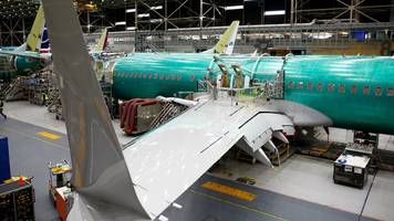 boeing warns of potential wing faults in some 737 jets
