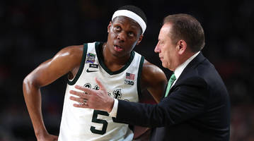 michigan state top list as favorite to win 2020 ncaa tournament in early odds