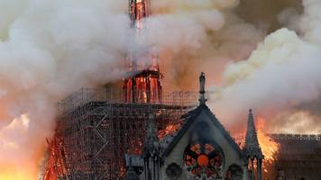 notre-dame fire: lead test call for pregnant women and children