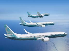nearly half of americans say they won't fly on boeing's embattled 737 max plane until it safely returns to service for at least six months (ba)