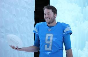 detroit lions media day (gallery)