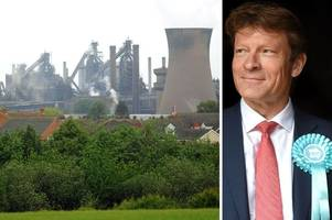 brexit party to present strategy for saving british steel at event in scunthorpe