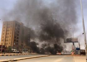 sudan opposition rejects military's call for snap elections after 35 civilian protesters killed by army
