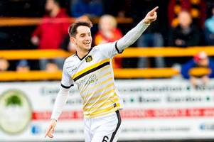 airdrieonians boss ian murray rules out dumbarton double swoop for stuart carswell and calum gallagher