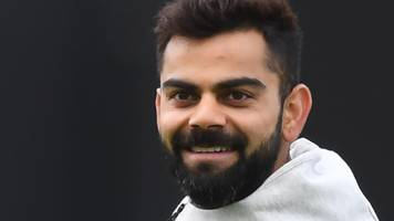 'excitement & nerves' for kohli before india's world cup opener
