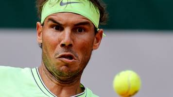 nadal to face federer in french open semi-finals