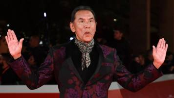 oscar first for native american actor wes studi