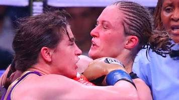taylor would 'absolutely love' persoon rematch after controversial victory