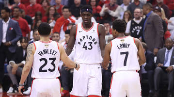 can pascal siakam be the raptors' counter to demarcus cousins?
