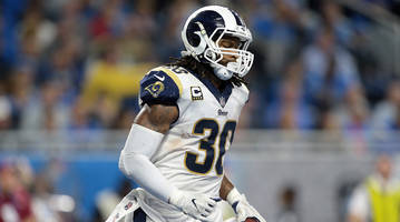 report: todd gurley won't be rams workhorse back after knee injury concerns