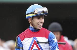 Gaffalione has become horse racing's rising star jockey