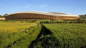 forest green rovers stadium plan recommended for approval