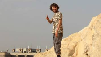'jihadi jack' letts: mother sent son money 'to get out of danger'