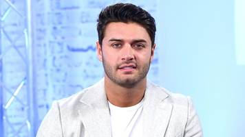 mike thalassitis: love island star left notebook at scene of death