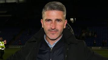 ryan lowe: plymouth argyle appoint bury manager as new boss