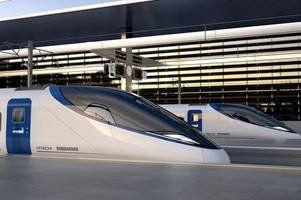 derby's bombardier makes bid for hs2 contract worth billions