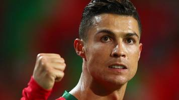 'he scored three… nothing new for him' - 'genius' ronaldo shines again on international stage