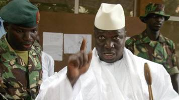 letter from africa: torture revelations transfix the gambia