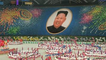 North Korea's Mass Games 'paused' after Kim criticism