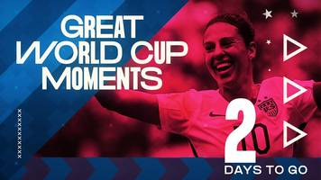 women's world cup 2019: carli lloyd's incredible halfway line goal from 2015 final