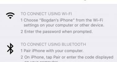 Apple to Release New iPhone Hotspot Features with iOS 13